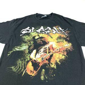 Slash We're All Gonna Die Concert Tour 2011 TShirt